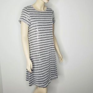 NWT Torrid Striped Trapeze Party Dress